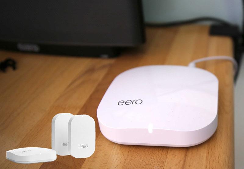 بعد سوق أمازون amazon تستحوذ على شركة  eero المتخصصة فى أجهزة التوجيه المنزلية لجعل المنازل أكثر ذكاءً